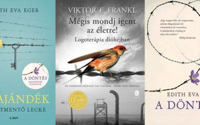 Belső szabadság – a döntés szabadsága – több könyvajánló